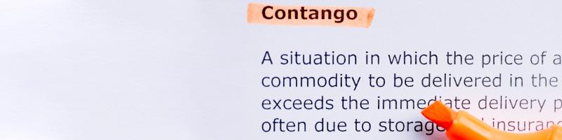Contango definition