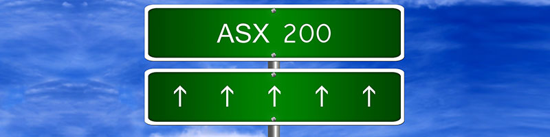 ASX 200 Index trading @ AvaTrade